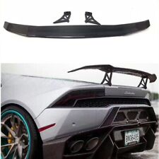 Carbon Fiber Rear Spoiler Trunk Wing Fit for Lamborghini Huracan LP610  LP580