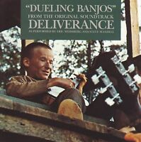 DELIVERANCE Soundtrack CD ~ DUELING BANJOS ~ ERIC WEISSBERG ~ DUELLING *NEW*