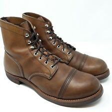 Red Wing 8111 Iron Ranger 'Amber Harness' (EU 44,5 UK 10 US 11 D)