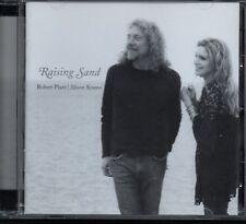 ROBERT PLANT & ALISON KRAUSS - Raising Sand - CD Album
