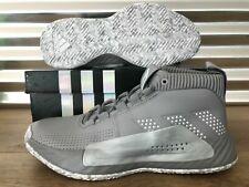 Adidas Dame 5 SM Team sz 14 (Grey Onix/White/Silver) EE5426 Damian Lillard