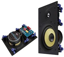 "Fidelity W6 6.5"" 60W RMS 8ohm In-Wall Speaker made with DuPont™ Kevlar® NEW"