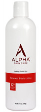 Alpha Dry Skin Care Renewal Soft Body Lotion Cream Aha 12 Oz Acid Glycolic Free