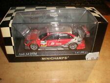 Minichamps 1:43 Audi A4 DTM 2007 Team Rosberg   MIB (ds18/N0202)