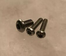 Stainless Steel Replacement Scale & Pivot Screw Set for Kershaw Skyline 1760 3pc