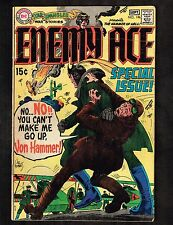 Star Spangled War Stories #146 ~ Enemy Ace ~ 1969 (4.0) Wh