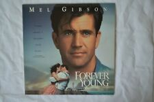 FOREVER YOUNG Laserdisc LD Widescreen Format