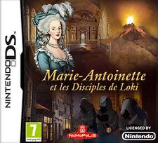 ELDORADODUJEU >>> MARIE-ANTOINETTE ET LES DISCIPLES DE LOKI DS NEUF** Français