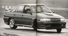 Car Australia Mag Apr 1991 Holden VN Group A Commodore SS V8 SV HSV Road Test