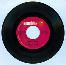 Philippines RICO J. PUNO Sorry Na, Puede Ba OPM 45 rpm Record