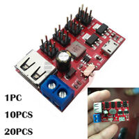 1/10/20PCS USB Power Breakout DC to DC POWER 5V to 1.8V/3.3V/5V/9V/12V Module