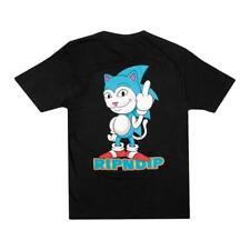 Genuine Rip N Dip Nermhog T-Shirt - Black