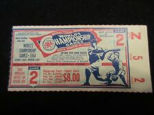 1964 ST. LOUIS CARDINALS WORLD SERIES TICKET NEW YORK YANKEES GAME 2  BASEBALL 2