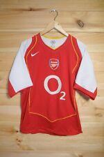 Arsenal 2004/05 Home Shirt 9 Reyes Medium
