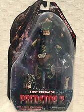 Predators 2 Series 6 Lost Predator 7in Action Figure NECA NEW