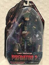 Predators 2 Series 6 Lost Predator 7in Action Figure NECA NEW