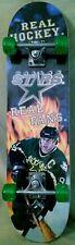 New Dallas Stars Mike Modano Real Hockey Real Fans Skateboard Deck*Trucks*Wheels
