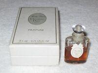 Vintage Christian Dior  Miss Dior Perfume Bottle/Box - 1/4 OZ - 7.5 M, 1/2 Full
