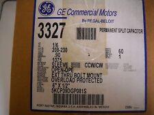GE  Permanent Split Capacitor GE #3327