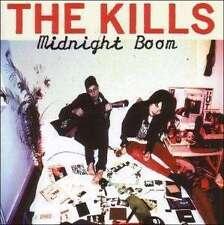 Midnight Boom - The Kills CD DOMINO