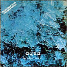 33t Edgar Froese - Aqua (LP) - 1974 (Tangerine Dream)