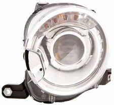 Proiettore Faro DX BI-XENO c/motore regolazione FIAT 500 dal 07'