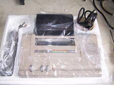 COMMODORE VIC 1520 COLOUR PRINTER PLOTTER IN ORIGINAL BOX