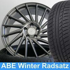 """18"""" ABE Keskin KT17 PP Winter Kompletträder 225/40 für Audi A4 S4 Lim. 8E / QB6"""