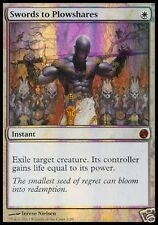 MAGIC SWORDS TO PLOWSHARES FOIL (FROM THE VAULT TWENTY)