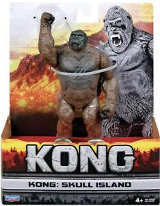 "King Kong Monsterverse Toho Classic 6.5"" Figure Kong Skull Island - Brand New"