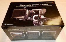 Blackmagic Cinema Camera 2.5K EF Mount  with Canon 18-55 Lens & Follow Focus