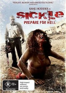 Sickle (DVD, 2013) - Region 4