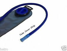 Blue Hydration Drink Tube Cover, Camelbak Hydrapak, Platypus Water Bladder