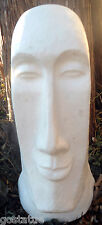 Concrete Easter Island  tiki mold  plaster casting tropical mould