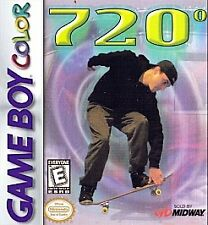 720° (Nintendo Game Boy Color, 1999) Brand NEW SEALED - Authentic