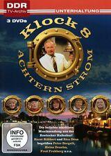 KLOCK 8 ARRIÈRE COURANT Horst Koebbert DDR Diffusion de musique 3 Boîte DVD