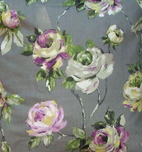 Floral multi fabric 1m x 97cm