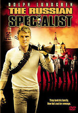 The Russian Specialist (DVD, 2006)  Dolph Lundgren BRAND NEW
