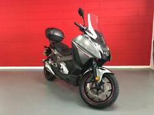 Electric start 675 to 824 cc Scooters