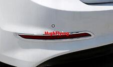 For Hyundai Elantra / Avante 2016 2017 Rear Fog Light Cover Trim 2pcs