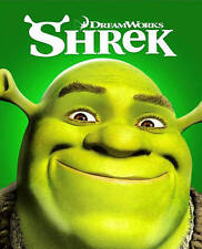 Shrek (Blu-ray/Dvd, 2015) Like new