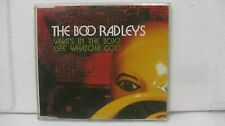 THE BOO RADLEYS WHAT'S IN THE BOX? (SEE WHATCHA GOT) (4 TRACKS)            CD465