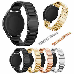22mm Stainless Steel Strap Band For Samsung Gear S3 Frontier & S3 Classic Watch