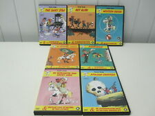 LUCKY LUKE - 7X DVD (DUTCH)