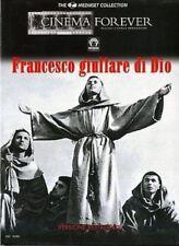 Dvd FRANCESCO GIULLARE DI DIO *** Roberto Rossellini *** ......NUOVO
