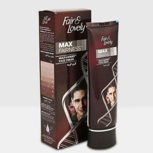 3 X TUBES! Fair & and Lovely Men's MAX FAIRNESS CREAM 50 gm fast shipping
