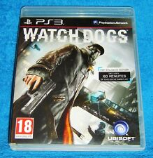 Sony PlayStation 3 Game - Watch Dogs
