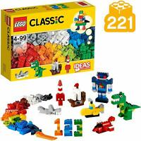 LEGO 10693 Classic Creative Supplement Learning Toy Building Set Ideas Included