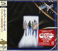 THE MOODY BLUES-OCTAVE-JAPAN  SHM-CD BONUS TRACK D50