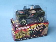 Matchbox Land Rover 90 SVX 2005 Toy Fair Rare Toy Model Car 65mm